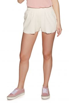 Shorts Femme SWELL Geenie Ribbed Short - White(111320032)