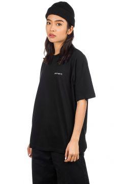 Carhartt WIP Script Embroidery T-Shirt zwart(85185799)