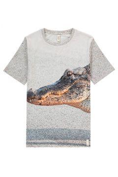 T-Shirt Krokodil aus Bio-Baumwolle(113612001)