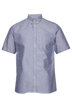 Ete Shirt Kurzärmliges Hemd Blau LES DEUX(114155395)