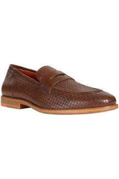 Chaussures Geox U927CA 06R1J Mocassins Man Brun(115642279)