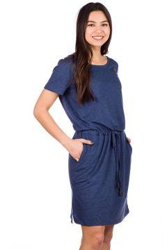 Kazane Signe Dress blauw(85186924)