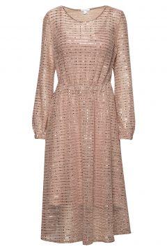 Universe Dress Kleid Knielang Bunt/gemustert IDA SJÖSTEDT(98254342)