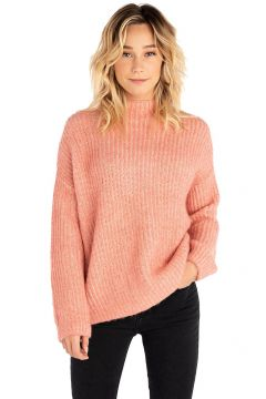 Rip Curl High Low Crew Pullover roze(95396664)