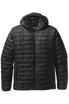 Patagonia Nano Puff Hooded Jacket black(114554529)