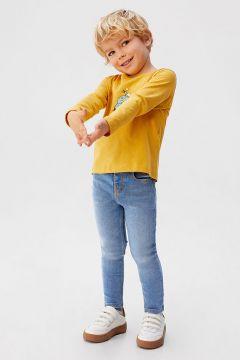 Mango Kids - Jeansy dziecięce Diego 80-104 cm(109029831)