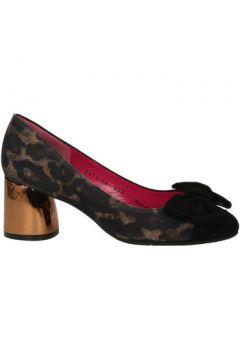 Chaussures escarpins Le Babe VELOUR(101691974)