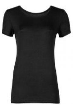 Loungewear Damen T-Shirt Starlet Schwarz(111521118)