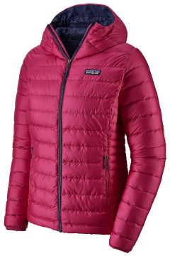 Patagonia Down Sweater Hooded Jacket roze(103764733)