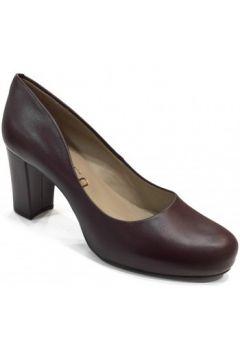 Chaussures escarpins Unisa Escarpin talon NUMIS 18 Bordeaux(101571590)