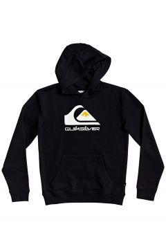 Quiksilver Omni Logo Hoodie zwart(109249417)