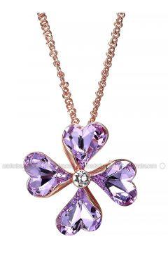 Rose - Necklace - Monemel(110312844)