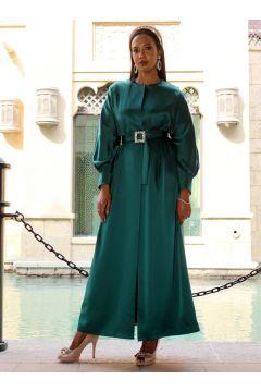 Abaya AL SHEIKHA Vert(109006745)