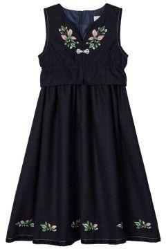 NAME IT Blumenstickerei Traditional Wear Damen Blau(110704673)