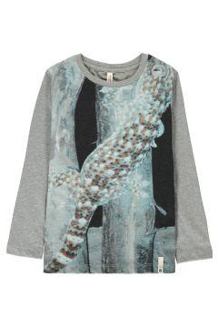 T-Shirt Eidechse aus Bio-Baumwolle(113612002)