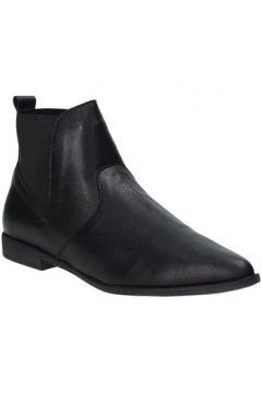 Bottines Bueno Shoes 9P0708 Bottes Femmes Noir(115666330)