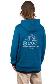 Coal Cultus Hoodie blauw(100661571)