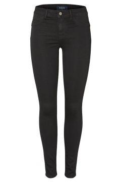 PIECES Taille Mi-haute Jeggings Coupe Slim Women black(110456879)