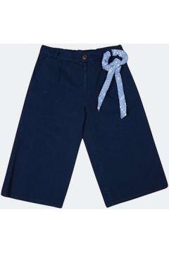 Pantalon enfant Tommy Hilfiger KG0KG03372 CHERISED PANT(115612982)
