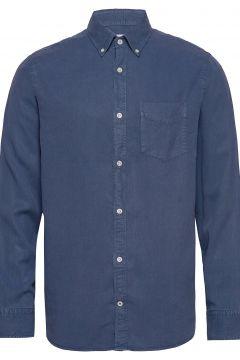 Levon Shirt 5029 Hemd Casual Blau NN07(103712688)