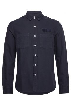 Bear Shirt - Olive Hemd Business Blau FORÉT(109112765)