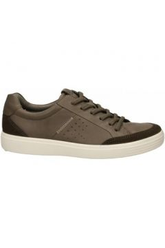 Chaussures Ecco Soft 7 M TarmacDarkclay SuedeDroid(115565347)