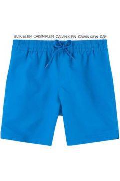 Maillots de bain enfant Calvin Klein Jeans B70B700178 MEDIUM DOUBLE WAIST(115628779)