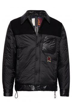 Hcm Shirt Jacket Gefütterte Jacke Schwarz HILFIGER COLLECTION(114153018)