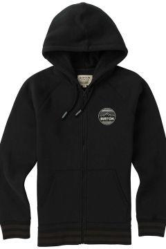 Burton Idletime Zip Hoodie zwart(95397345)
