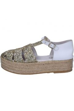 Sandales Docksteps sandales platine glitter blanc cuir BT471(98484884)