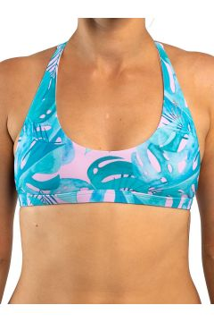 Zealous Signature Surf Bikini Top patroon(114565817)