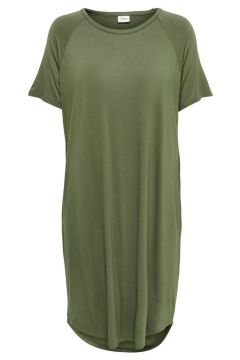 ONLY Coupe Ample Robe Women green(112299181)
