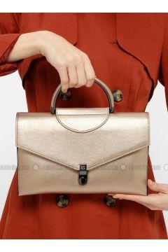 Golden tone - Shoulder Bags - Kayra(110317931)
