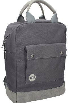 Mi-Pac Tote Canvas Backpack grijs(92438678)