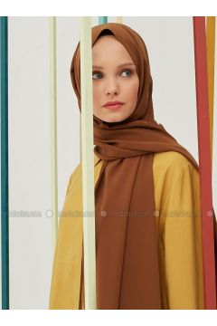 Mustard - Plain - Shawl - Fresh Scarfs(110341383)