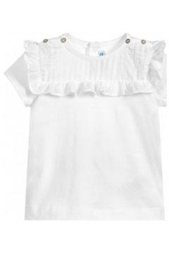 Blouses Mayoral T-shirt bébé uni avec volants(115467428)