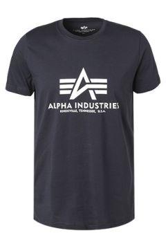 ALPHA INDUSTRIES Basic T-Shirt 100501/02(110899210)