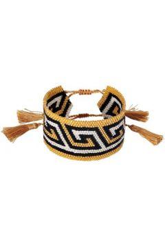 Bracelets Indian Summer Bracelet Tissu Perles en verre du Japon Femme(88559633)