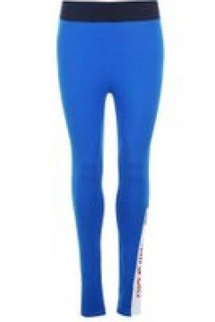 Tommy Sport Tommy Low Leggings - PRINC BLUE407(110465452)