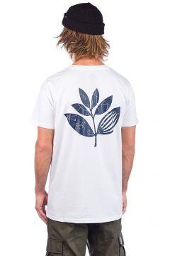 Magenta Constellation T-Shirt wit(97099071)