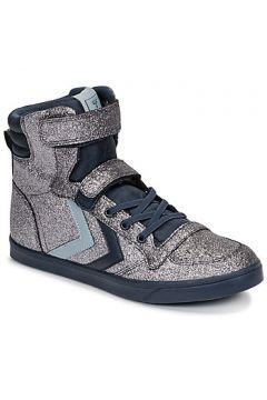 Chaussures enfant Hummel SLIMMER STADIL GLITTER JR(98479966)