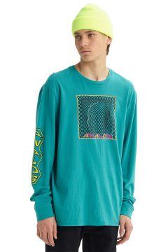 Analog Allgate Long Sleeve T-Shirt groen(104307768)