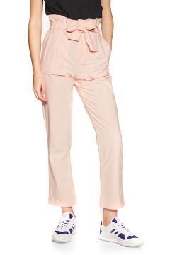 Volcom Pap Bag Pant Damen Trousers - Light Peach(110371101)