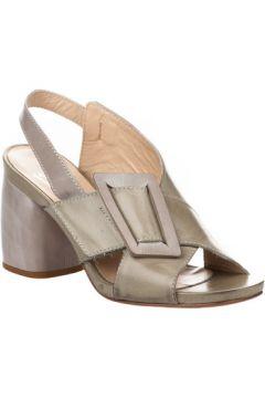 Sandales Miglio Nu pieds femme - - Kaki - 36(88604723)
