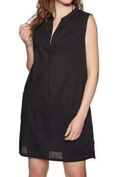 SWELL Beach Shirt Kleid - Black(100260685)
