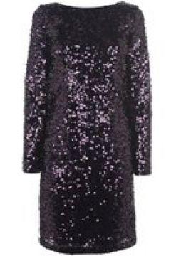 HUGO HBH Kendis Seq Dress Ld01 - Medium Red Seq(111095116)