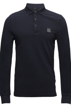 Passerby Polos Long-sleeved Blau BOSS(114355522)