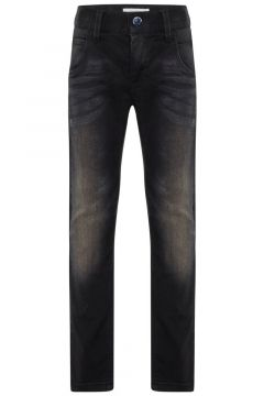 NAME IT Superstretchiga Jeans Med X-slim Fit Man Svart(89623314)