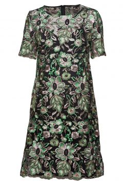 Tullah Celeste Dress Kleid Knielang Grün BRUUNS BAZAAR(114164661)