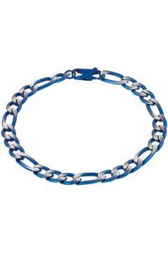 Bracelets Male Bracelet en Acier Bleu Femme(88560783)